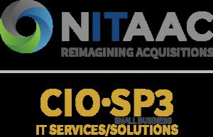 CIO-SP3 Small Business vertical GWAC banner